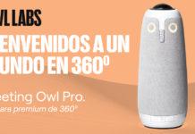 Owl Labs - Newsbook - Ingram Micro - Acuerdo - Tai Editorial - España