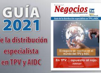 Guia de la distribución TPV y AIDC 2021 - Newsbook - Negocios - Tai Editorial - España
