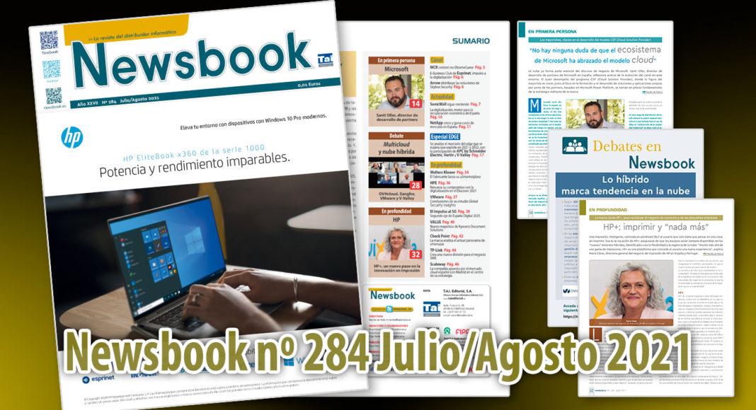 Número estival - Newsbook online - julio-agosto-2021- Tai Editorial - España