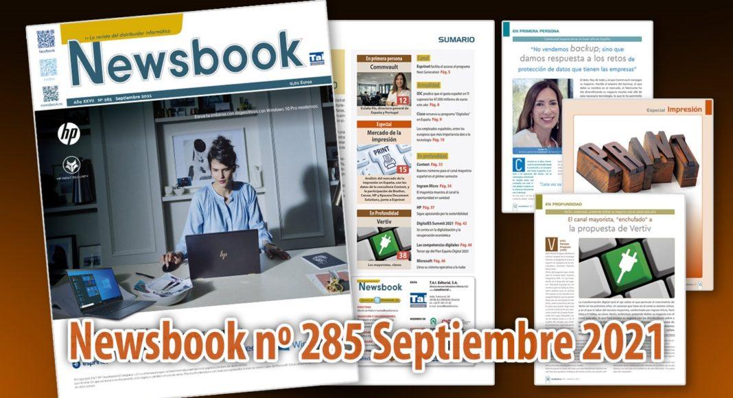 Newsbook - septiembre - revista online- 285 - Tai Editorial- España