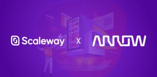 Arrow-Newsbook-Scaleway-Tai Editorial-España