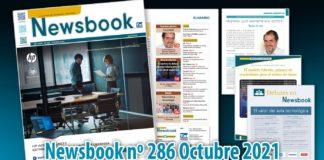 Newsbook online de octubre - número 286 - revista - Tai Editorial España